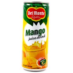 del monte mango juice 240ml