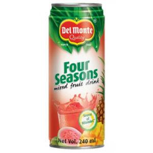 del monte mixed juice 240ml