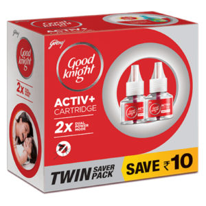 good knight twin saver pack-2