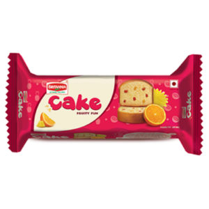 BRITANNIA FRUITY FUN CAKE 130 GRAMS