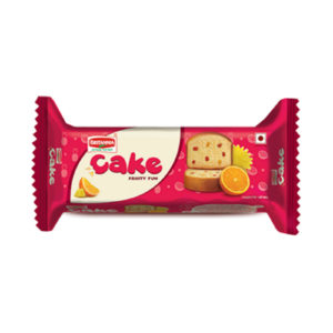 BRITANNIA FRUITY FUN CAKE 90 GRAMS