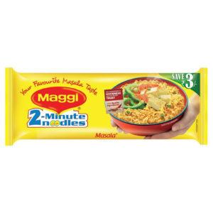 MAGGI MASALA NOODLES PK-4