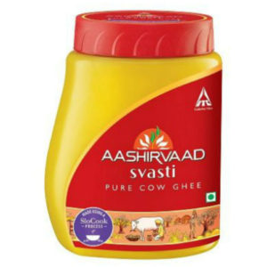 AASHIRWAD COW GHEE 500ML
