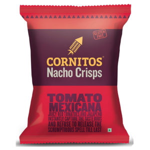 CORNITOS NACHO TOMATO MEXICANA 30G MRP 20