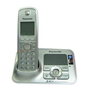 PANASONIC CORDLESS PHONE KX-TG3721SXN