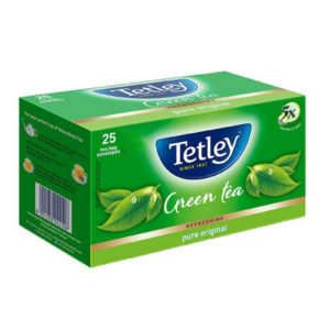 TATA TETLEY GREEN TEA PK25