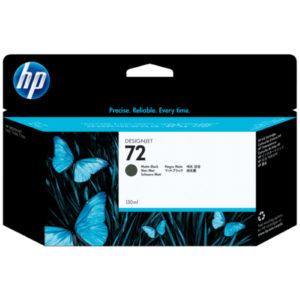 Ink Cartridge HP-72 Matte Black