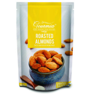 PRECIOUS NUTS ROASTED ALMONDS 200GMS