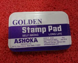 stamp pad