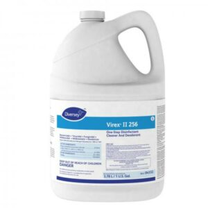 DIVERSEY VIREX II 256 DISINFECTANT CLEANER 5 LTR