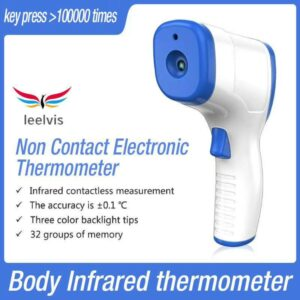 INFRARED CONTACTLESS THERMOMETER