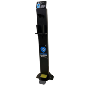 OBASIX Pedal Type Sanitizer Dispenser Picture1